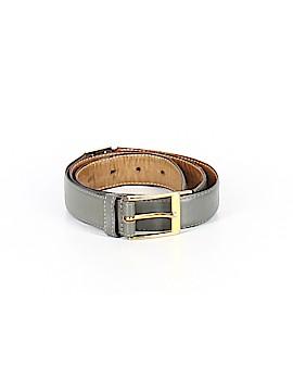 Yves Saint Laurent Leather Belt Size S