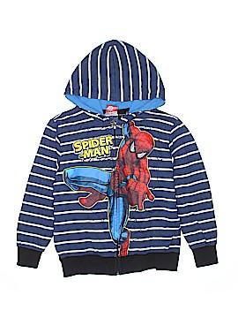 Marvel Zip Up Hoodie Size 7