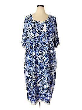 Maggie Barnes Casual Dress Size 3X (Plus)