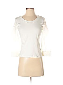 Piazza Sempione 3/4 Sleeve T-Shirt Size 38 (IT)