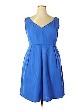 J. Crew Casual Dress Size 18 (Plus)