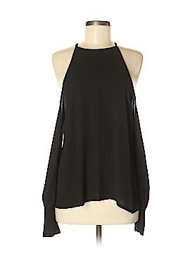 Boohoo Boutique Long Sleeve Blouse Size M