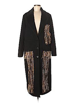 Edun Wool Coat Size 8