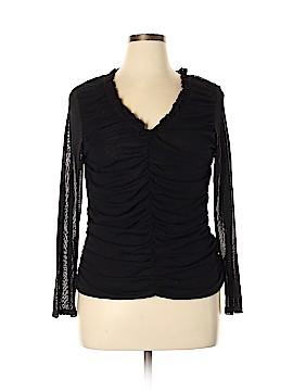 Venezia Long Sleeve Top Size 14/16 Plus (Plus)