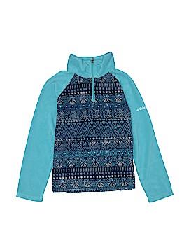 Columbia Fleece Jacket Size 7 - 8