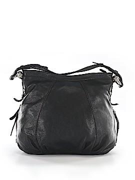 B Makowsky Leather Tote One Size