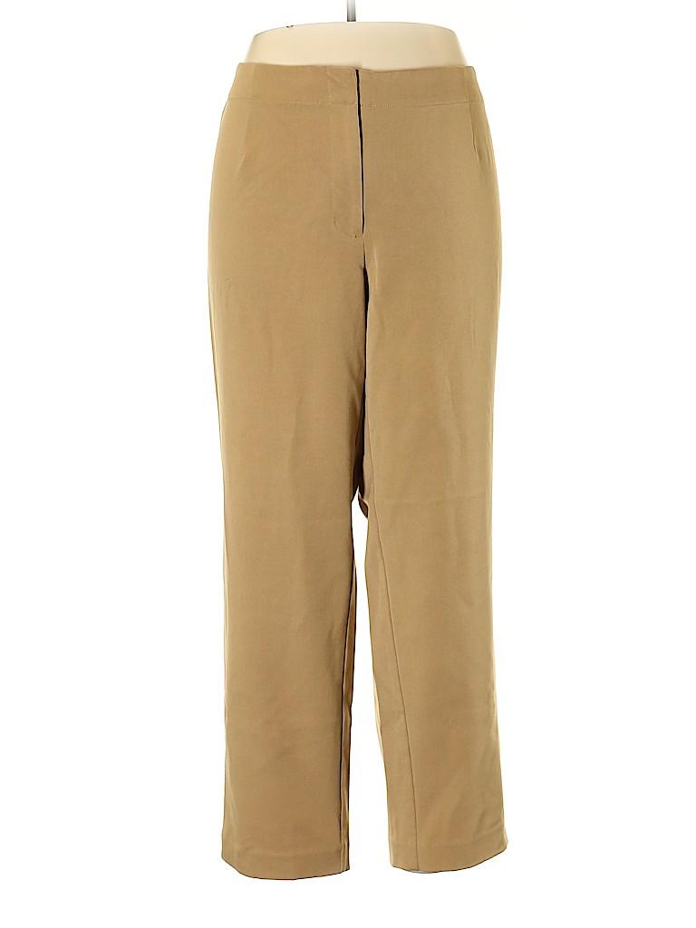 Talbots Women Casual Pants Size 18w (Plus)