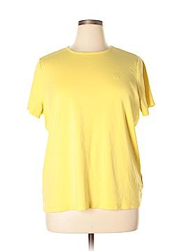 Lauren by Ralph Lauren Short Sleeve T-Shirt Size 2X (Plus)