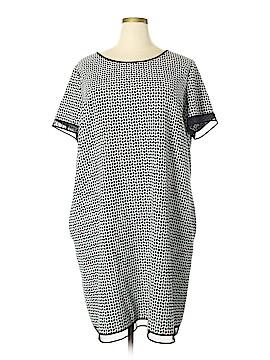 Tahari by ASL Casual Dress Size 24W (Plus)