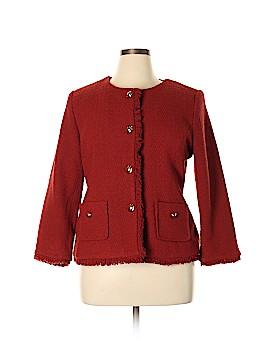 Joan Rivers Jacket Size 14