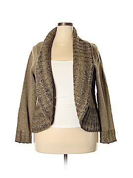 Woolrich Wool Cardigan Size 2X (Plus)