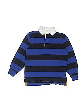 Kitestrings Long Sleeve Polo Size 7