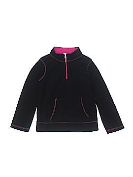 Danskin Now Fleece Jacket Size 6 - 6X