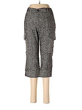 Pink Tartan Wool Pants Size 8