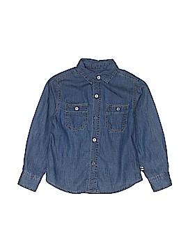Splendid Long Sleeve Button-Down Shirt Size 4/5