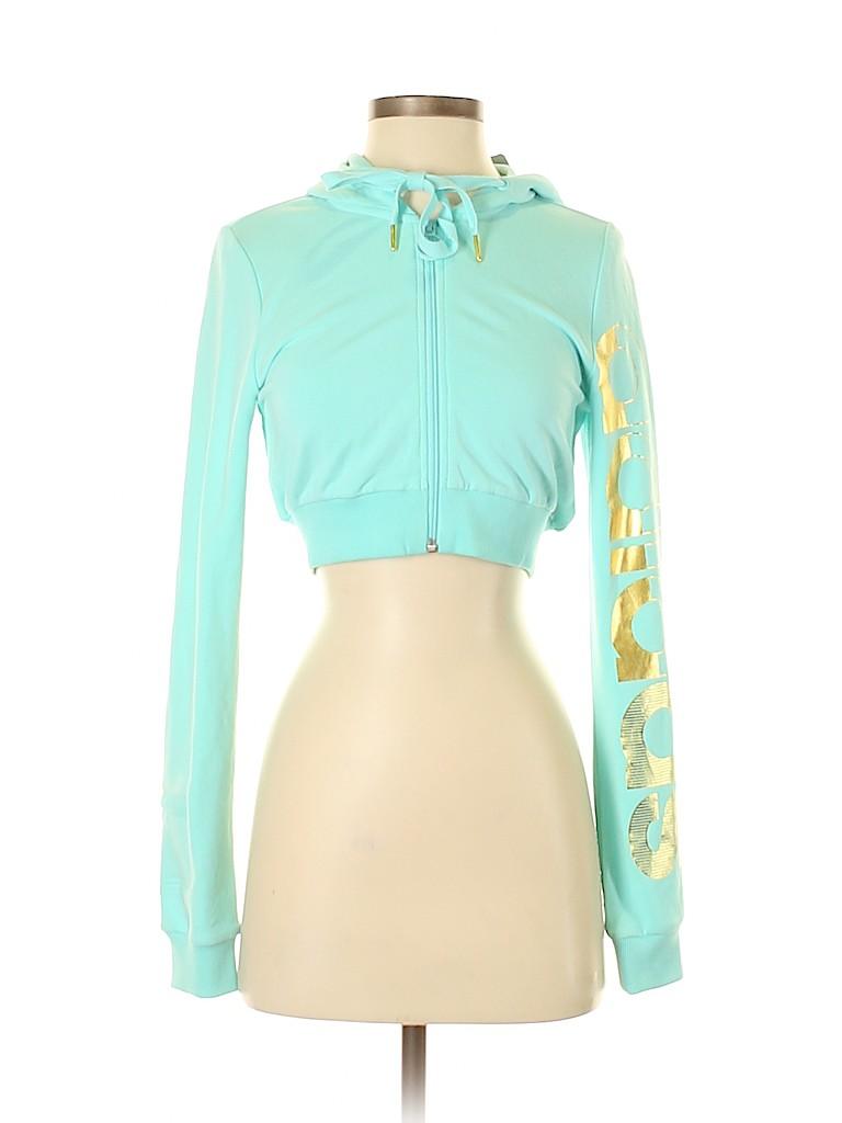 b5045239 Adidas Graphic Light Blue Zip Up Hoodie Size M - 70% off | thredUP