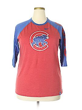 Nike 3/4 Sleeve T-Shirt Size XXL