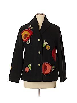 Parsley & Sage Wool Coat Size L