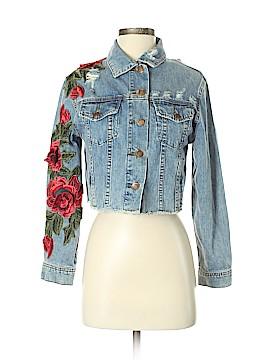 Jella Couture Denim Jacket Size S