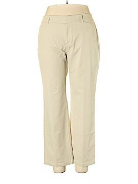 Dockers Khakis Size 16 (Petite)