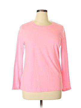 Faded Glory Long Sleeve T-Shirt Size 16 - 18