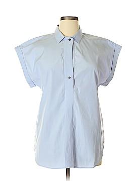 J. Crew Short Sleeve Button-Down Shirt Size 16 (Tall)