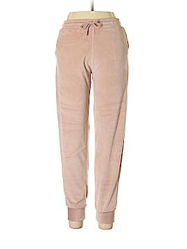 Double Zero Velour Pants Size M