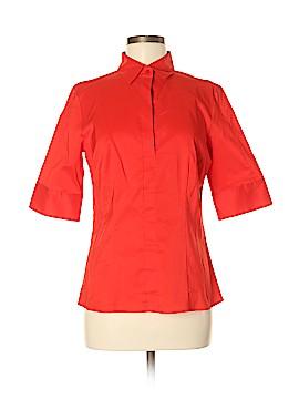 BOSS by HUGO BOSS Short Sleeve Blouse Size 8