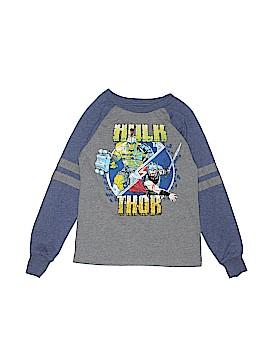 Marvel Long Sleeve T-Shirt Size S (Kids)
