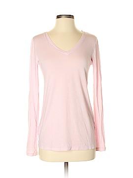 Three Dots Long Sleeve T-Shirt Size S
