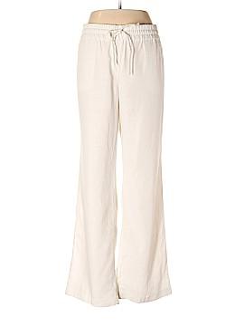 Ann Taylor Factory Linen Pants Size L