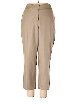 Dalia Collection Khakis Size 20W (Plus)