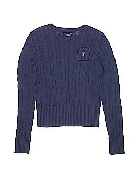Ralph Lauren Pullover Sweater Size 12 - 14