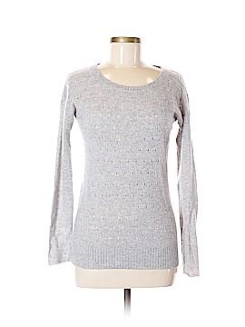Saffron Cashmere Pullover Sweater Size M