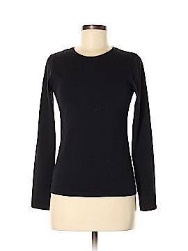 Massimo Dutti Long Sleeve T-Shirt Size M
