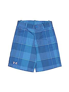 Under Armour Khaki Shorts Size S (Youth)