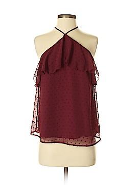 Francesca's Sleeveless Blouse Size XS