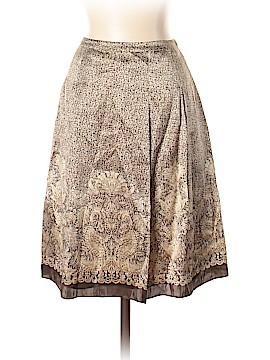 T Tahari Silk Skirt Size 6