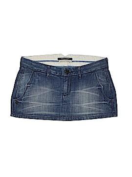 Maison Scotch Denim Skirt Size P (Petite)