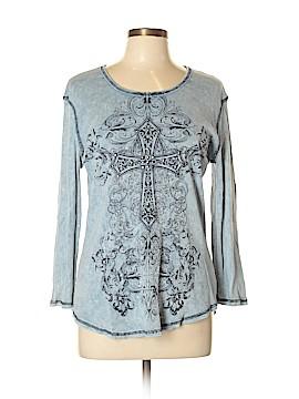 Reba Long Sleeve Top Size L
