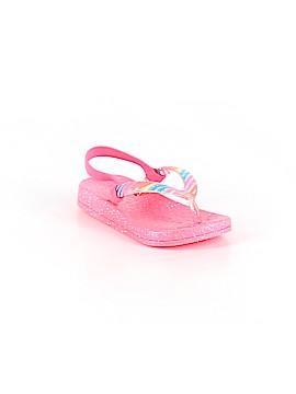 Capelli New York Flip Flops Size 4 - 5 Kids