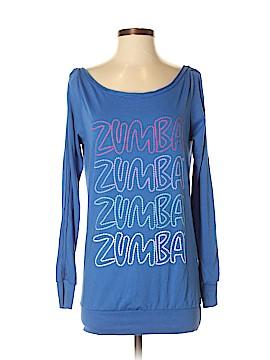Zumba Wear Long Sleeve T-Shirt Size S