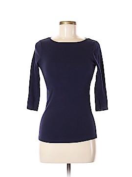 Zara W&B Collection 3/4 Sleeve T-Shirt Size M