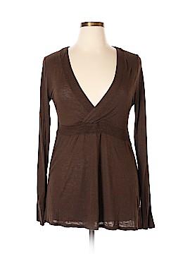 Merona Long Sleeve Top Size XL