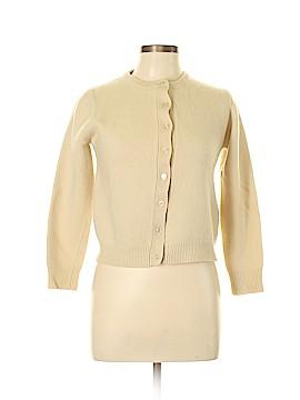 Heather B Wool Cardigan Size M