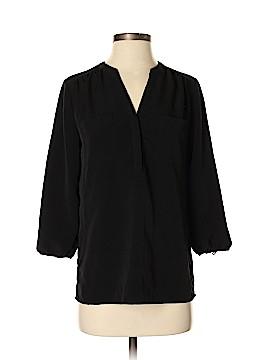 Johnston & Murphy 3/4 Sleeve Blouse Size S