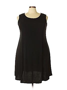 Kim Rogers Casual Dress Size 1X (Plus)