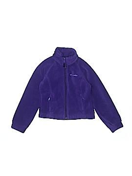 Columbia Fleece Jacket Size 4 - 5