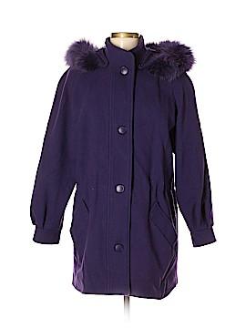 Jacqueline Ferrar Wool Coat Size 8