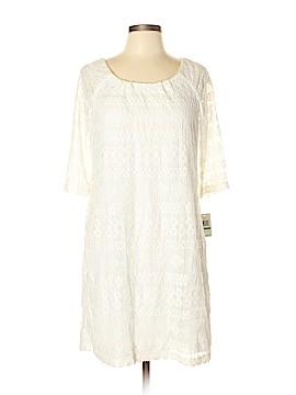 Rabbit Rabbit Rabbit Designs Casual Dress Size L
